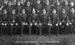 Gruppenfoto aus dem Jahr 1925